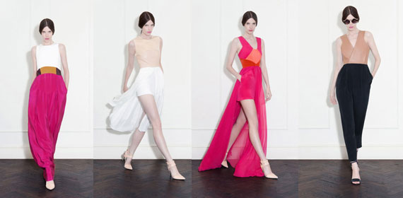 Summer 2013 Collection by Barbara Casasola