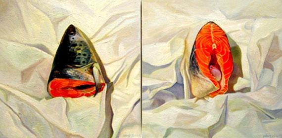 Tasty, 2004 by Hong Chun Zhang