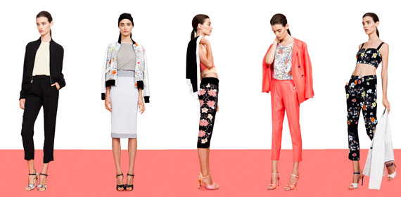 Tanya Taylor Spring 2013 Collection